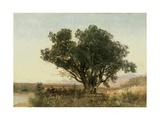 The Front Range, Colorado Giclee Print by John Frederick Kensett
