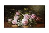 Rainwashed Roses, 1898 Reproduction procédé giclée par Edward Chalmers Leavitt