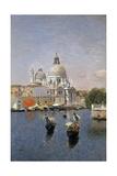 Santa Maria Della Salute, Venice Giclee Print by Martin Rico y Ortega