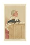 The Honourable Sir Anthony Cleasby Reproduction procédé giclée par Sir Leslie Ward