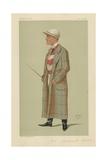 Herbert Mornington Cannon Reproduction procédé giclée par Sir Leslie Ward
