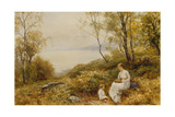 Motherly Love Giclee Print by Ernest Walbourn