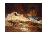 An Embarassment of Wealth; Embarras De Richesse Giclee-trykk av  Della Rocca