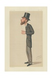 Lord Edmond Fitzmaurice Giclee Print by Sir Leslie Ward