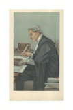 Mr John Lawson Walton, 6 March 1902, Vanity Fair Cartoon Reproduction procédé giclée par Sir Leslie Ward
