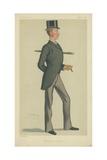 Lord Inverurie Reproduction procédé giclée par Sir Leslie Ward