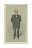 Mr Andrew Carnegie Reproduction procédé giclée par Sir Leslie Ward