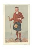 Mr Peter Jeffrey Mackie Reproduction procédé giclée par Sir Leslie Ward