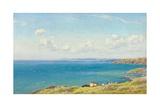 Mount's Bay, C.1899 Giclee Print by Arthur Hughes