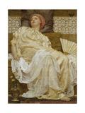 Yellow Marguerites Giclee Print by Albert Joseph Moore