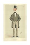 Sir John William Ramsden Reproduction procédé giclée par Sir Leslie Ward