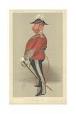 Captain John Thomas North Reproduction procédé giclée par Sir Leslie Ward
