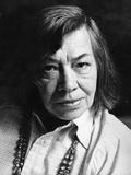Patricia Highsmith, 1986 Lámina fotográfica