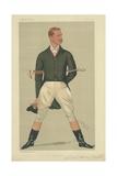 Mr William Henry Grenfell Reproduction procédé giclée par Sir Leslie Ward