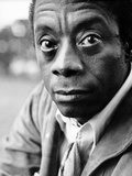 James Baldwin, 1971 Stretched Canvas Print