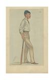 Lord Harris Reproduction procédé giclée par Sir Leslie Ward