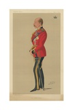 Hrh the Duke of Connaught and Strathearn Reproduction procédé giclée par Sir Leslie Ward