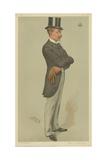 The Duke of Bedford Reproduction procédé giclée par Sir Leslie Ward