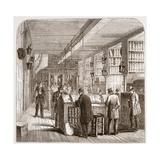 The Prerogative Office, Doctors' Commons Lámina giclée