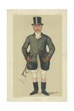 Mr Walter Hume Long Reproduction procédé giclée par Sir Leslie Ward