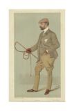 Mr Ernest Terah Hooley Reproduction procédé giclée par Sir Leslie Ward