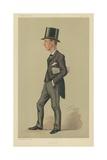 Mr Herbert Henry Asquith Reproduction procédé giclée par Sir Leslie Ward