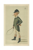 Sir Robert Bateson-Harvey Reproduction procédé giclée par Sir Leslie Ward