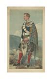 The Marquess of Tullibardine Reproduction procédé giclée par Sir Leslie Ward