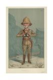 Field Marshal Lord Roberts, Bobs, 21 June 1900, Vanity Fair Cartoon Reproduction procédé giclée par Sir Leslie Ward