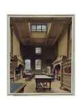 The Kitchen at Chatsworth, C.1830 Giclee Print by William Henry Hunt