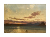 Isle of Arran, C.1840-75 Giclee Print by Francis Danby