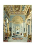 The Gallery, Chiswick House Giclee Print by William Henry Hunt