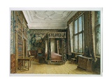 Mary, Queen of Scots' Room at Hardwick, 1820s Giclee Print by William Henry Hunt
