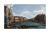 The Grand Canal at Venice Impressão giclée por  Canaletto