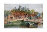 Arundel Impressão giclée por Alfred Robert Quinton