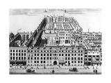 Furnival's Inn, Holborn, London, 1754 Giclee Print by Sutton Nicholls