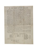 To the Women of New England (Circular Letter), C.1862-1865 Giclee-trykk