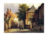 In Amsterdam Giclee Print by Willem Koekkoek
