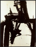 Untitled, 1957 Print by Franz Kline