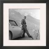James Bond: Aston Martin Poster