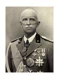 Ak S.M. Vittorio Emanuele III, Re D'Italia Imperatore D'Etiopia Reproduction photographique