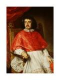 Portrait of Flavio Chigi Giclée-Druck von Jacob Ferdinand Voet