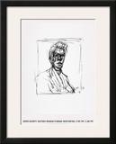 Self-Portrait Posters por Alberto Giacometti