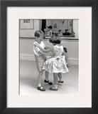 Two LIttle Dancers Pôsters por John Drysdale