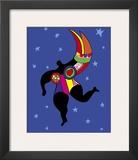 Half Woman, Half Angel Pôsters por Niki De Saint Phalle