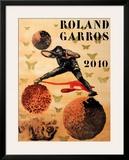 Roland Garros Prints by Nalini Malani