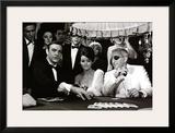 James Bond at the Casino, Thunderball Posters