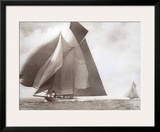 Westward Prints by Frank Beken