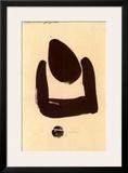 37 Pollination Symbol I (Cista), c.1937 Posters por Julius Bissier
