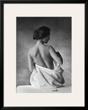 Modesty Print by Christian Coigny